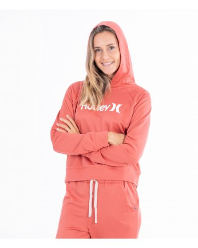 TECH PULLOVER - WOMEN|FADED ROSE|XS