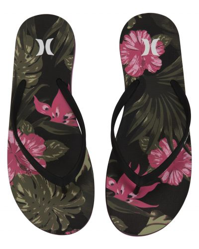ONE&ONLY PRINTED SANDAL - WOMEN|ANTHRACITE|9