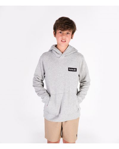 ONE & ONLY BOXED FLASHBACK PULLOVER - BOYS|GREY HTR|M
