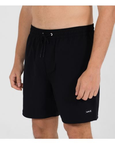 ONE & ONLY SOLID VOLLEY 17' - MEN|BLACK|L