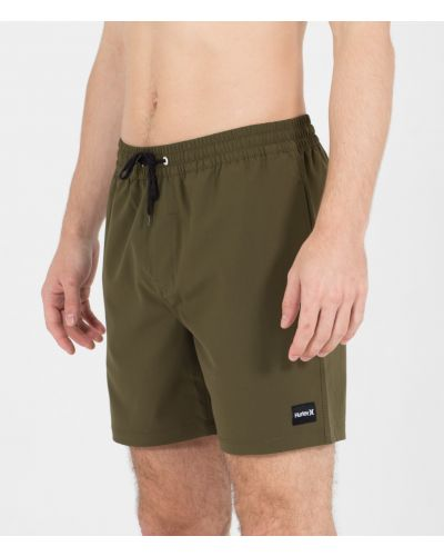 ONE & ONLY SOLID VOLLEY 17' - MEN|MEDIUM OLIVE|L