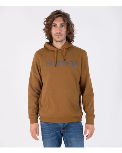 ONE & ONLY SOLID SUMMER PULLOVER - MEN|ALE BROWN|XL