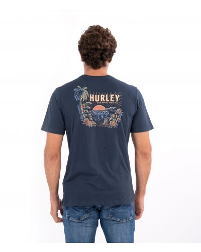 EVERYDAY WASHED DARK WATERS S/S - MEN|ARMORY NAVY|M