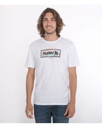 EVERYDAY WASHED FAST PALMS S/S - MEN|WHITE|L