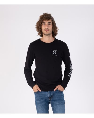 EVERYDAY WASHED ONE & ONLY ICON LS - MEN|BLACK|XXL