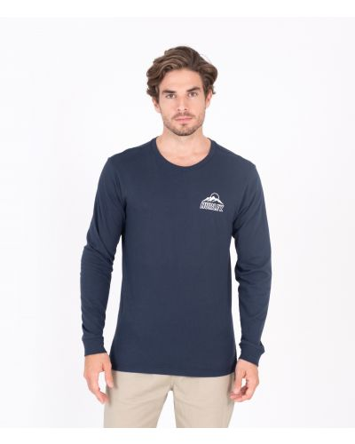EVERYDAY WASHED EVEREST L/S TEE - MEN|ARMORY NAVY|L