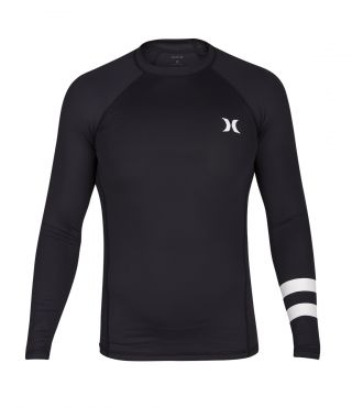 M PRO LIGHT TOP L/S|BLACK|L