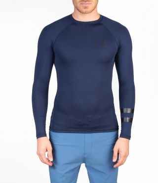 PRO LIGHT TOP L/S - MEN|OBSIDIAN|XXL