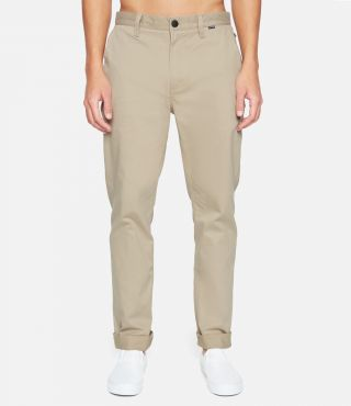 DRI-FIT WORKER PANT - MEN |KHAKI|31