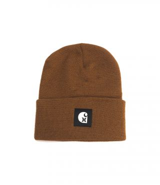 CARHARTT WATCH BEANIE|CAR BROWN|1SIZE