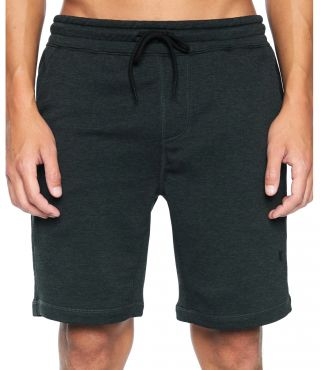 DRI-FIT DISPERSE FLEECE SHORT - MEN|BLACK|XL