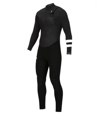M ADVANTAGE PLUS 4/3 FULLSUIT|BLACK|MT