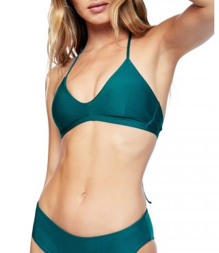 ADJUSTABLE SURF TOP - WOMEN|GEODE TEAL|XS