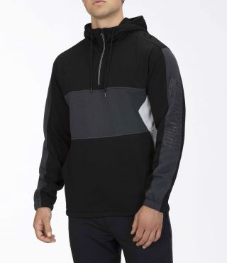 M ONSHORE BLOCKED QZ|BLACK|XL