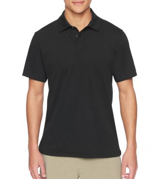 DRI-FIT HARVEY SOLID POLO S/S - MEN |BLACK|XL