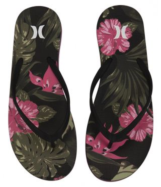 W ONE&ONLY PRINTED SANDAL|ANTHRACITE|7