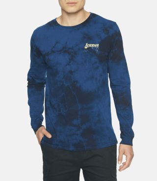 M ANDINO PRO SERIES TEE L/S|GAME ROYAL|XL