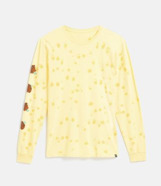 M TOLEDO PRO SERIES TEE L/S|WASHED YELLOW|M