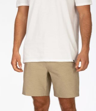 PHANTOM WALKSHORT 18' - MEN|KHAKI|34