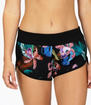 W PHNTM ORCHID SNACK BR|BLACK ORCHID|L