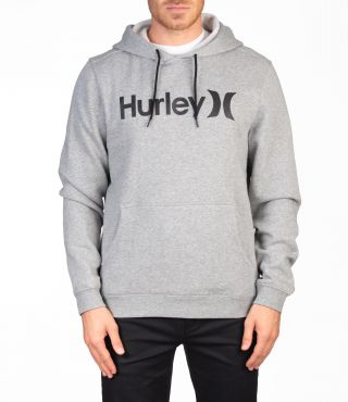 ONE & ONLY PULLOVER - MEN|DARK GREY HTR|M