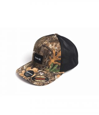 PHANTOM ONE & ONLY REALTREE HAT - MEN|EDGE CAMO|S/M