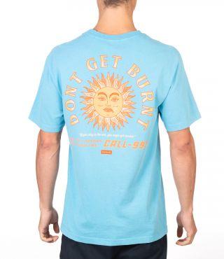 BOXY SUNBURN S/S - MEN|BLUE BEYOND|XL