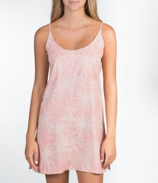 BRONTE BEACH DRESS - WOMEN|STONE MAUVE|XS