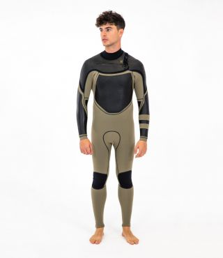 ADVANTAGE MAX 3/2+ FULLSUIT - MEN|BROWN KELP|M