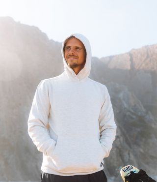 THERMA PROTECT PULLOVER 2.0 - MEN|OATMEAL HTR|S