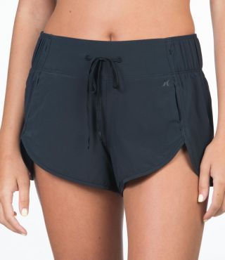 AQUAS BOARDSHORT - WOMEN|BLACK|S