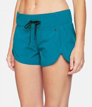 AQUAS BOARDSHORT - WOMEN|GEODE TEAL|XS