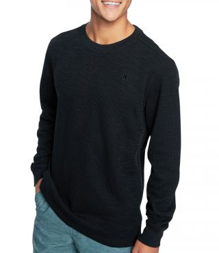 ESSENTIALS SWEATER - MEN|BLACK|L