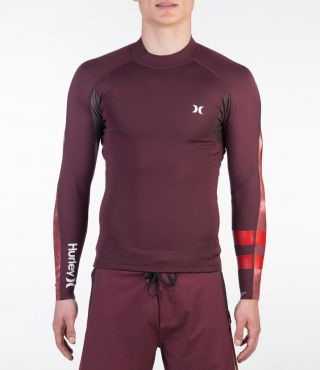 M FLORENCE PRO SERIES SURF JKT|NIGHT MAROON|XXL