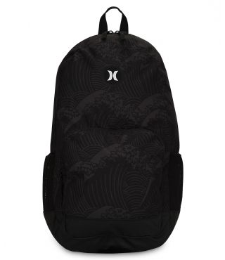 U RENEGADE II PRINTED BACKPACK|LIGHT CARBON|1SIZE