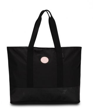 W SOLID BEACH TOTE|LIGHT CARBON|1SIZE