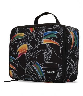 ONE&ONLY PRINTED LUNCH KIT|BLACK|1SIZE