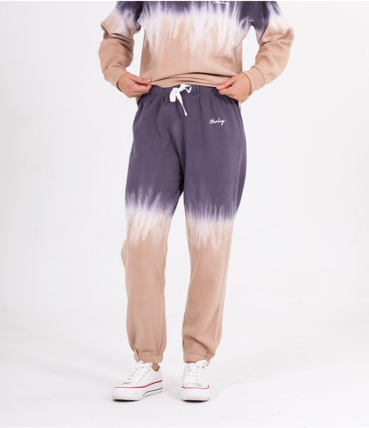 DYE FLEECE JOGGER - WOMEN|GREY|L