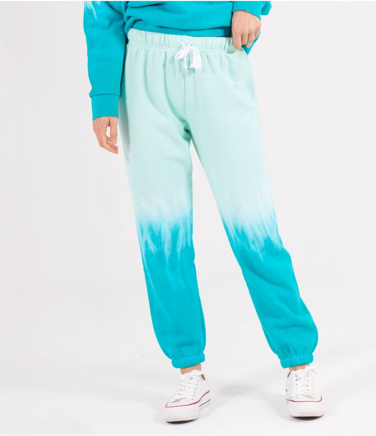 DYE FLEECE JOGGER - WOMEN|LIGHT DEW|M