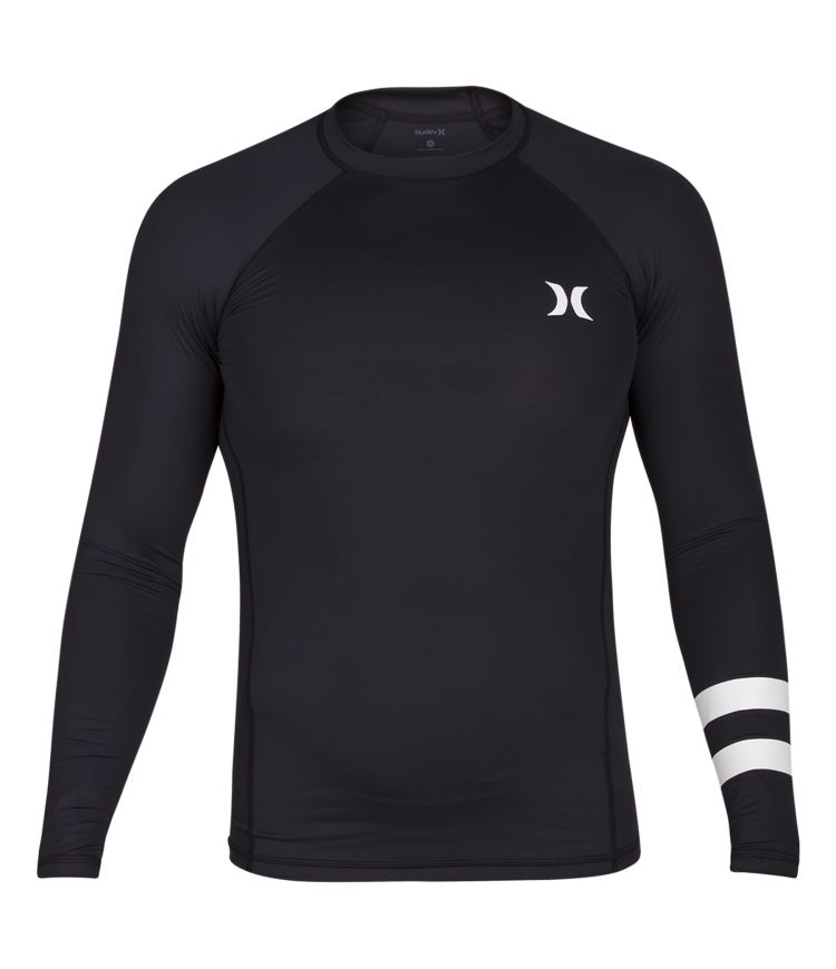 PRO LIGHT TOP L/S - MEN|BLACK|M