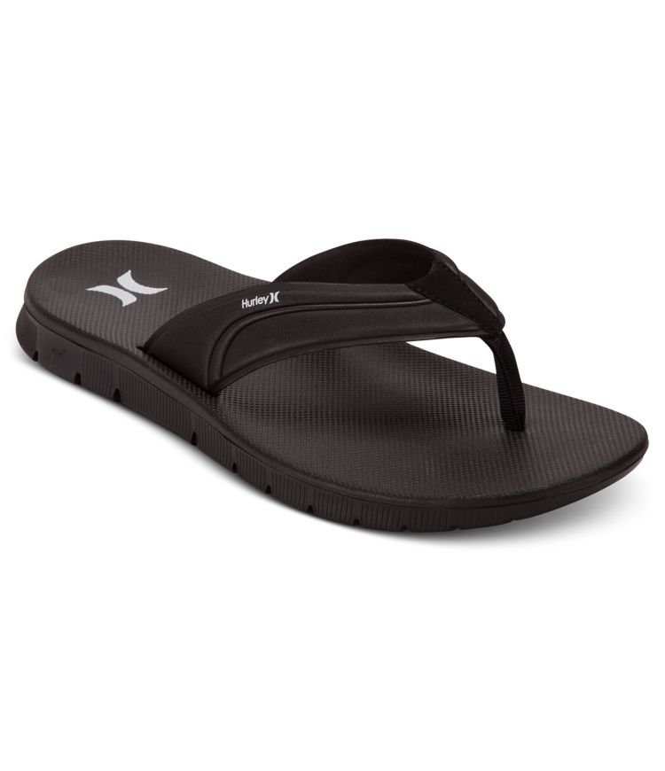 FUSION 2.0 SANDAL - MEN|BLACK|10