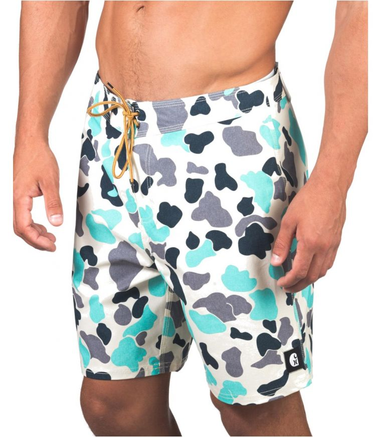 CARHARTT BOARDSHORT - MEN|TROPICAL TWIST|36