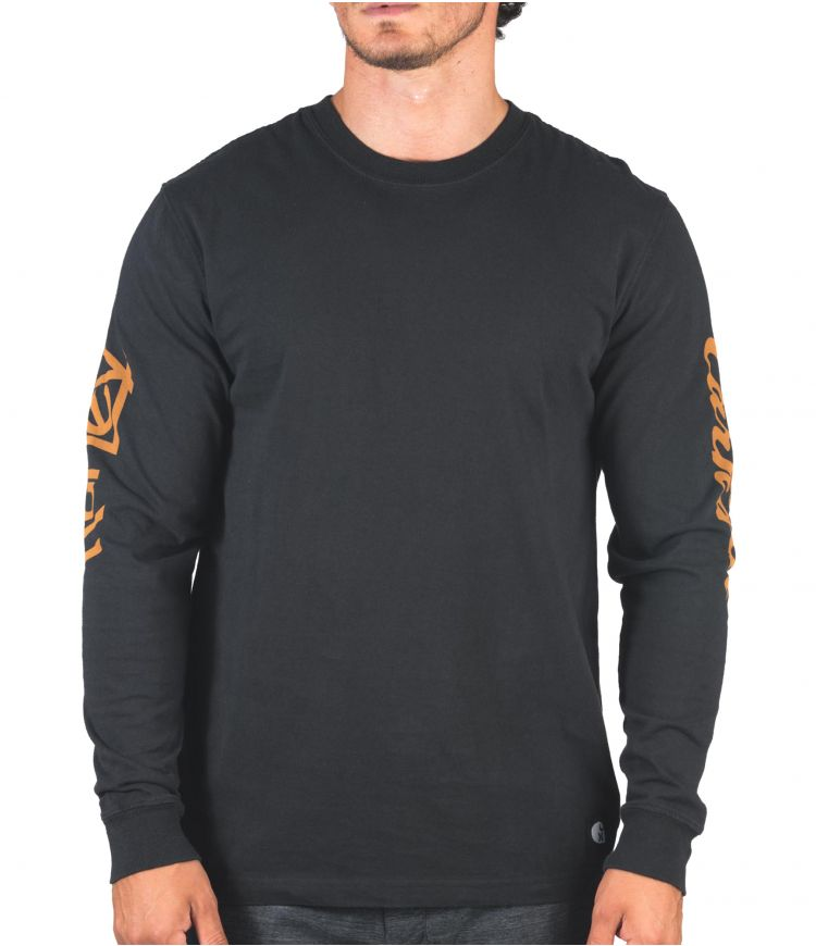 CARHARTT BFY POCKET L/S - MEN |BLACK|S