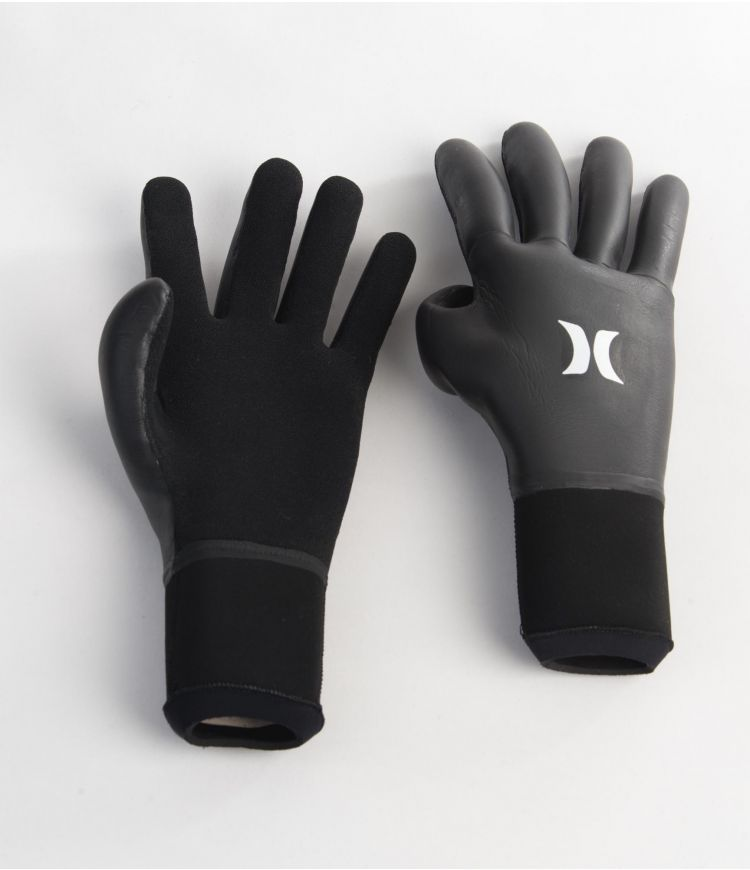 ADVANTAGE PLUS 3MM GLOVE - MEN|BLACK|S