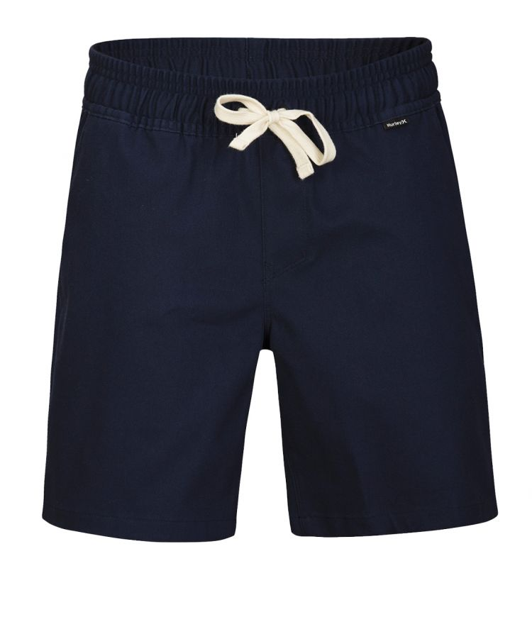 O&O STRETCH CHINO SHORT - BOYS|OBSIDIAN|M