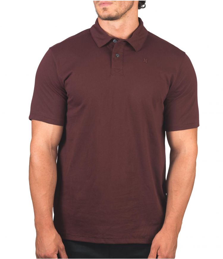 DRI-FIT HARVEY SOLID POLO S/S - MEN |MYSTIC DATES|S