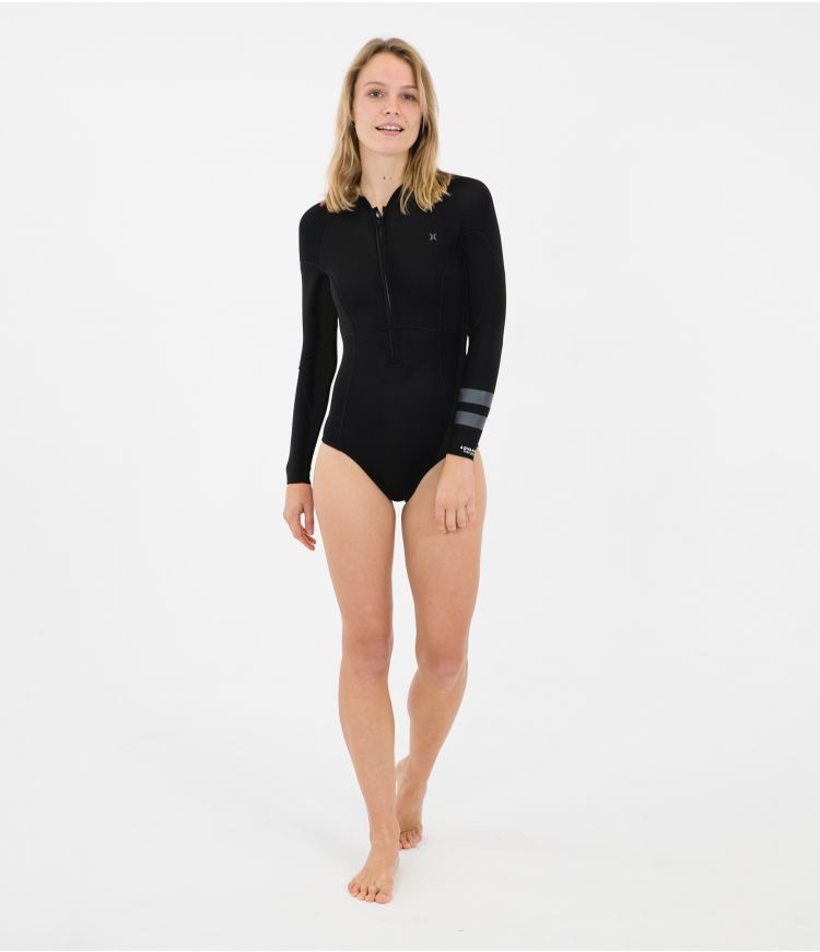 ADVANTAGE PLUS 2MM SPRINGSUIT - WOMEN|BLACK|10