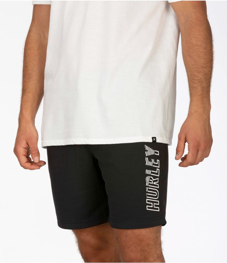 DRI-FIT ONSHORE MESH 19' - MEN |BLACK|L
