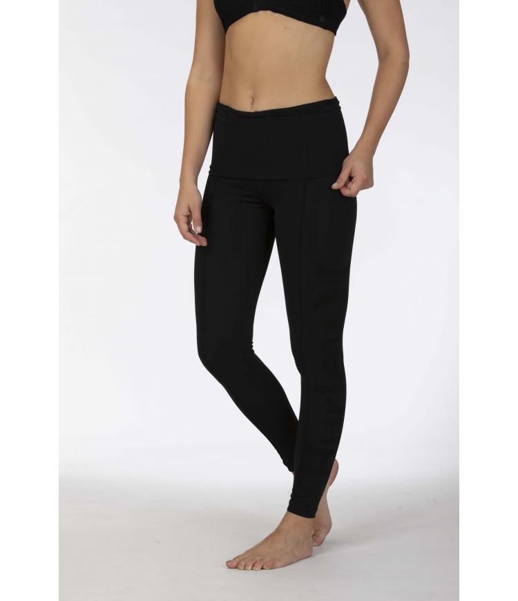 ONE & ONLY HYBRID LEGGING - WOMEN |BLACK|S