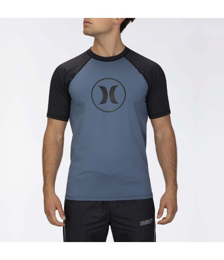ICON RAGLAN SURF SHIRT S/S - MEN|THUNDERSTORM|M